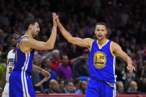 Klay and Steph are one of the best backcourts as well!