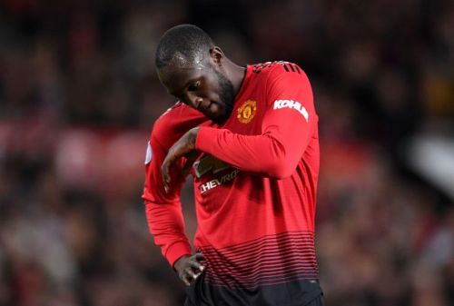 Romelu Lukaku is just one striker who is experiencing a goal drought who Vieri could be referring to