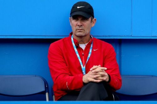 Paul Annacone successfully coached Pete Sampras and Roger Federer
