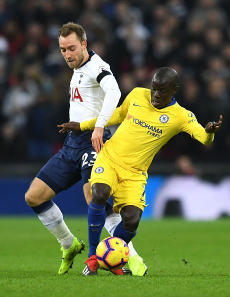 Sarri is clearly not getting the best out of all his midfielders.