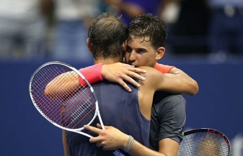 Nadal edged Thiem at US Open 2018 in possibly the 'match of the year'.