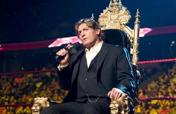 William Regal: Blew his big chance at the big one in 2008