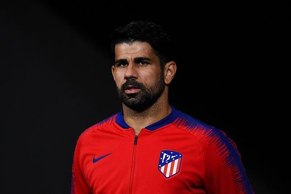 Diego Costa is one of the most unique strikers in the modern game