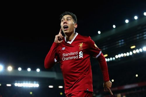 Roberto Firmino is a different kind of attacker altogether