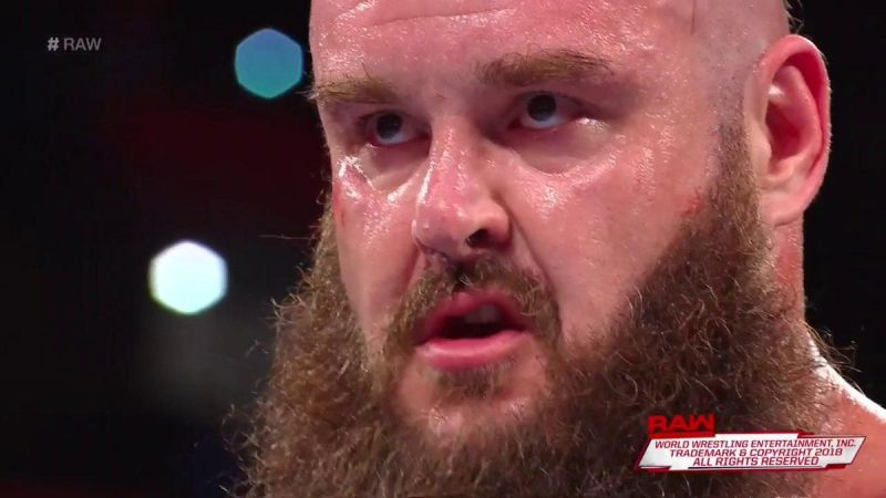 Lesnar vs. Strowman is scheduled to happen again, very soon indeed