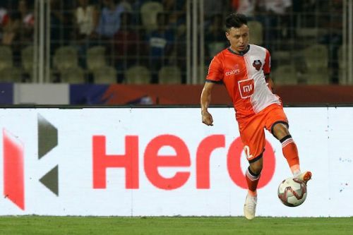 Jackichand has been in great form this season (Image Courtesy: ISL)