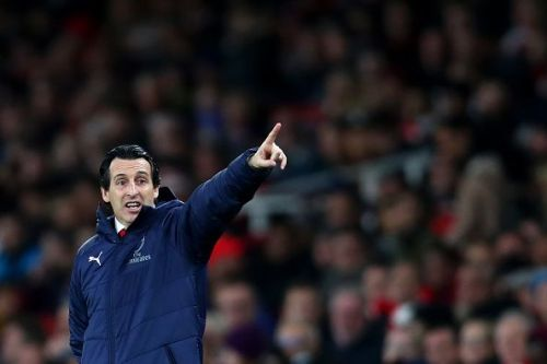 Unai Emery has certainly had a huge impact on the temperament of the club