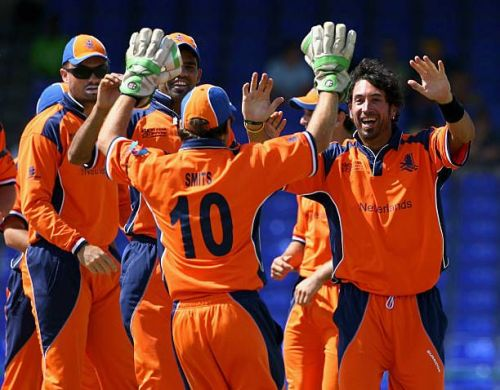 The Dutch won their last WC match against Scotland at the 2007 World Cup