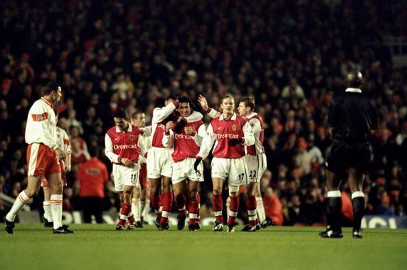 Gilles Grimandi and Arsenal {1998-99 Premier League}