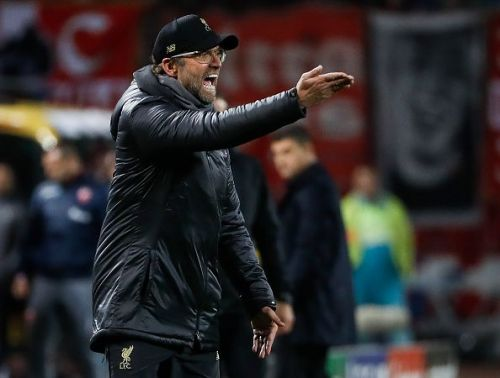 Jurgen Klopp will be looking for a much better result than against Red Star Belgrade.