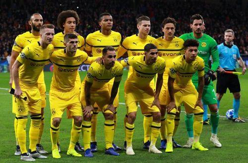 Dortmund seem to have got the balance right this season
