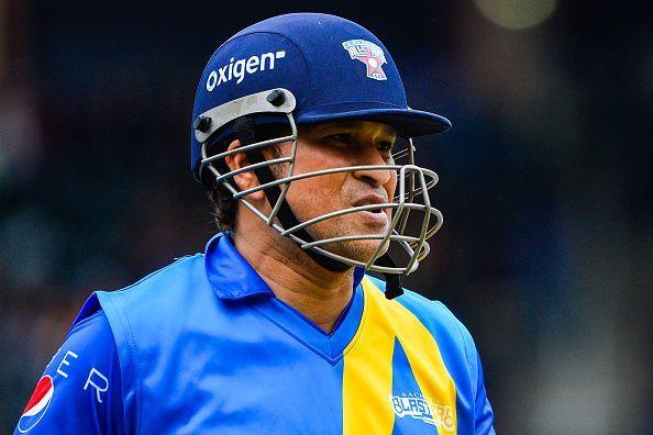Sachin Tendulkar: Cricket