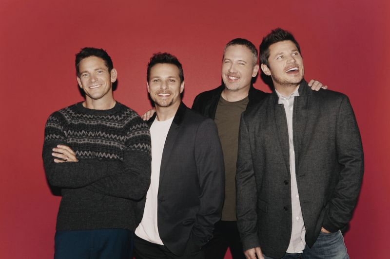 98 Degrees / Photo: Elias Tahan