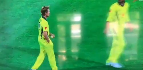 The incident happened in the 2nd ODI between Australia and South Africa