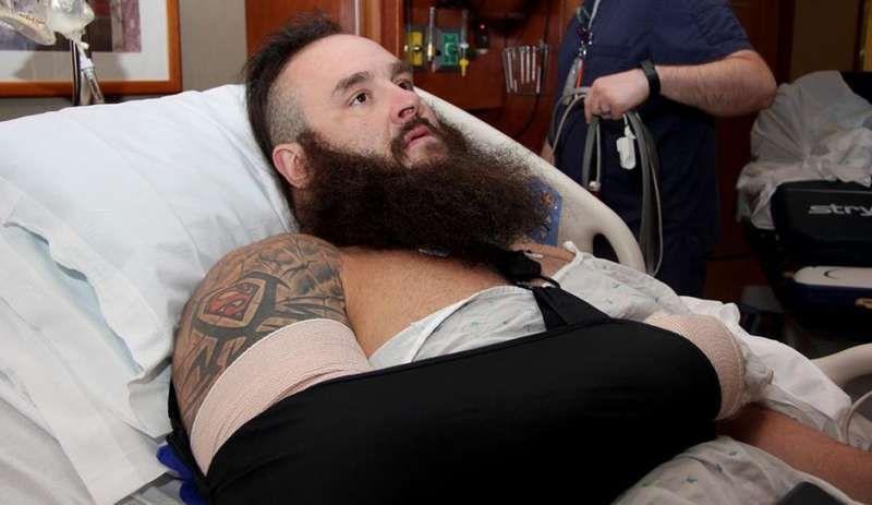 स्ट्रोमैन के हाथ समय पहले चोट लगी थी