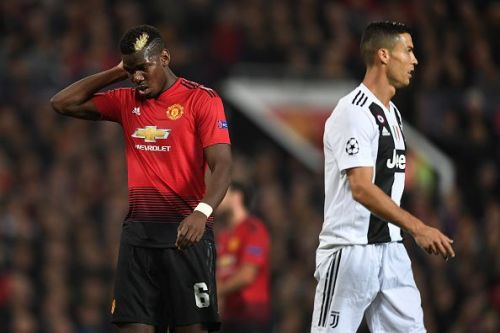 Paul Pogba will be playing at Turin for the first time since his departure in 2016.