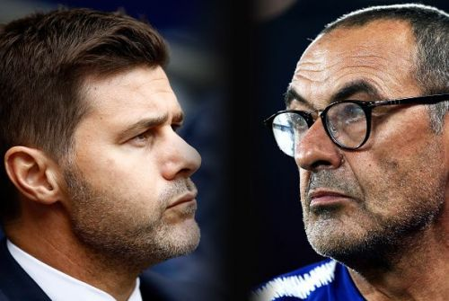 Tottenham will face Chelsea in the showpiece fixture of the week