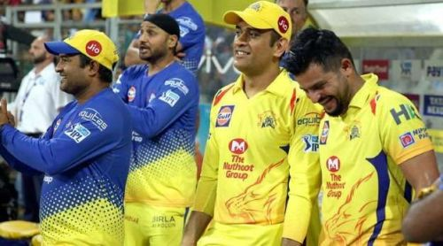 Dhoni and Raina form the most famous IPL duo