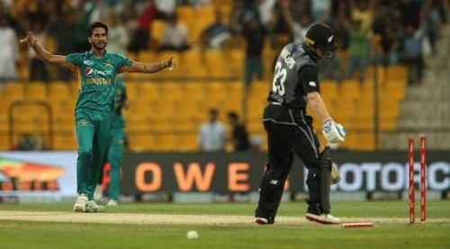 Pakistan beat New Zealand in the second ODI Enter caption