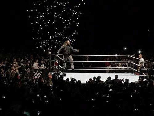 Wyatt beat Corbin twice at Starrcade in one night