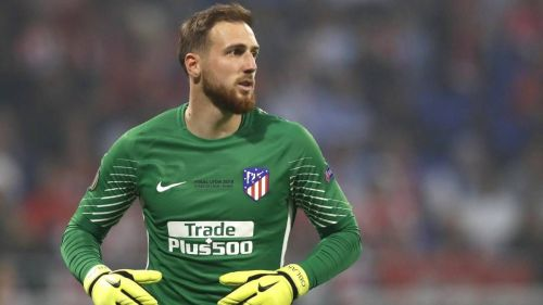 Oblak is one of the best goalkeepers in the world