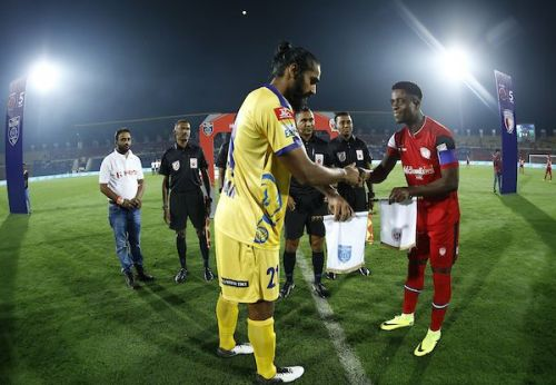NorthEast United finally picked up a win at home