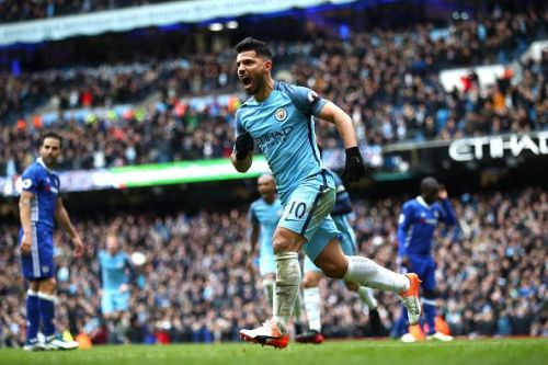 Ever since his arrival at Manchester City, Aguero has made a consistent impact