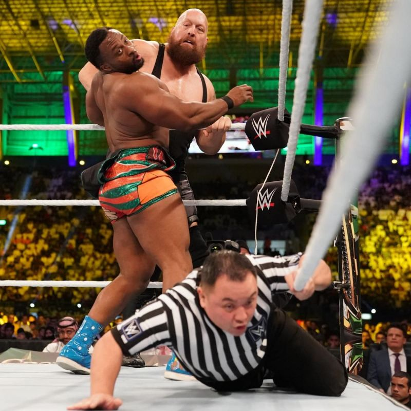 The Big Show cheating? Never!