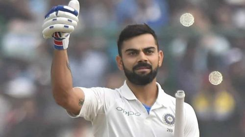 Kohli could create history with a Test series win in Australia