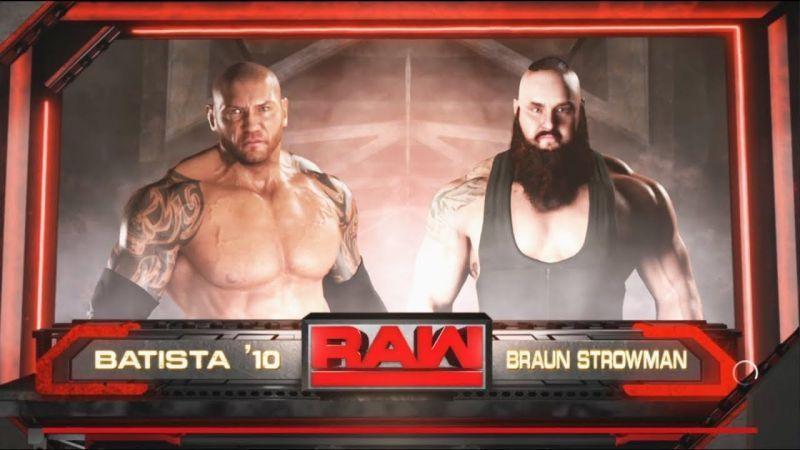Braun Strowman needs a big match at WrestleMania 35