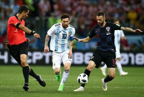 Argentina v Croatia: Group D - 2018 FIFA World Cup Russia
