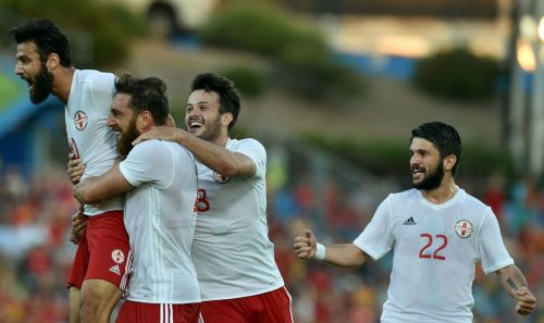 Georgia will be looking to maintain their 100% record in the UEFA Nations League.