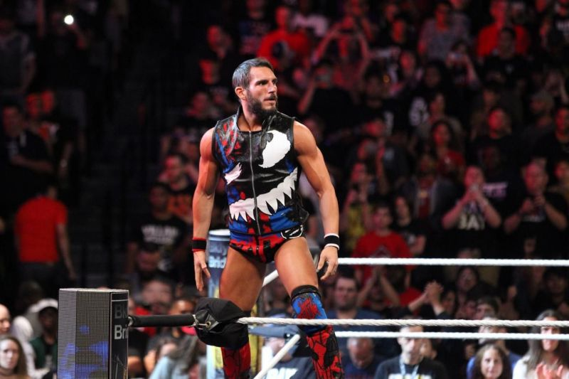 Johnny Gargano: NXT veteran