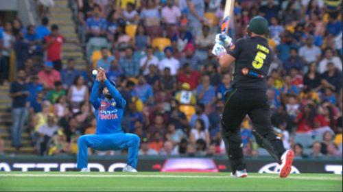 Kohli drops Finch