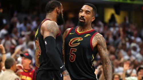 Smith and LeBron James were crucial in the Cleveland Cavaliers 2016 NBA title