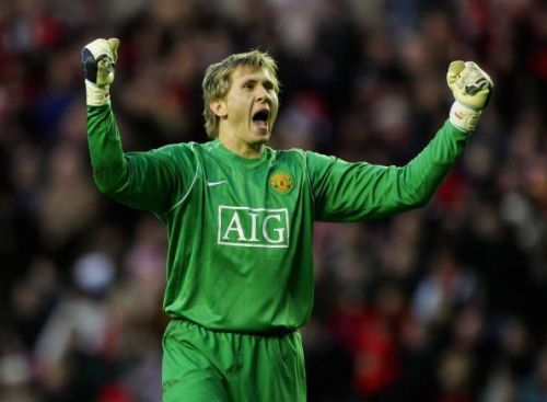 Kuszczak arrived with a lot of promise but failed to deliver at Manchester United