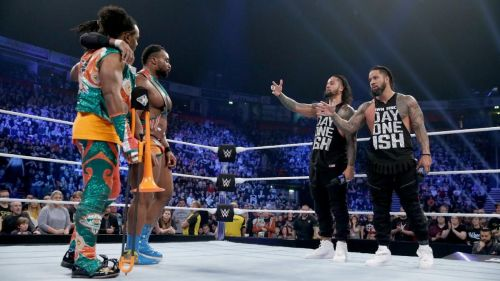 The New Day and The Usos are the first two teams announced
