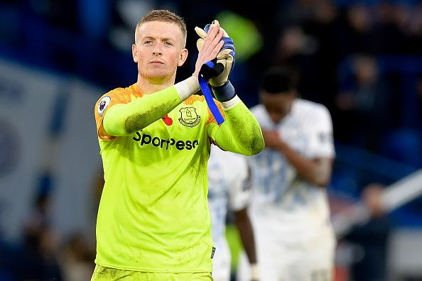 If this move sees the light of day, Jordan Pickford will have enormous shoes to fill