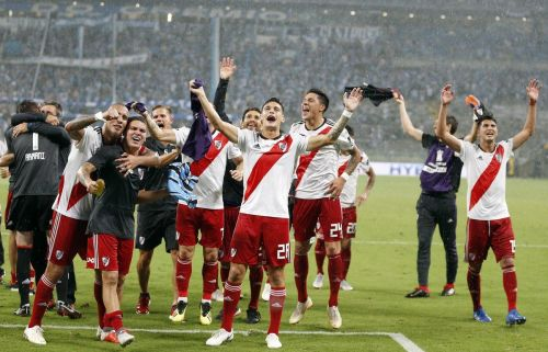 River Plate will be hoping to win its 4th Copa Libertadores title