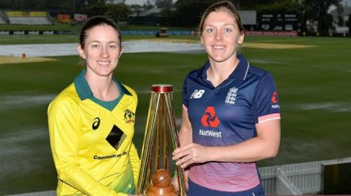 Australia vs England (ICC Women's WT20 Final)
