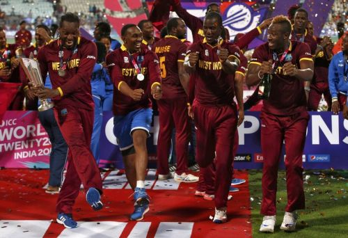 West Indies are the reigning T20 champions