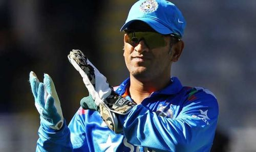 Dhoni is all set to surpass Mark Bucher's record