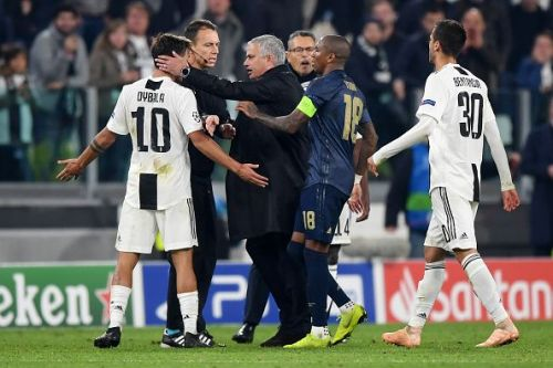 Manchester United dramatically defeated Juventus in their UEFA Champions League Group H tie
