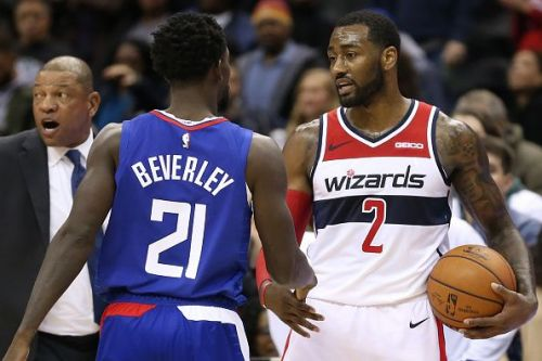 John Wall lifted the Wizards over Clippers