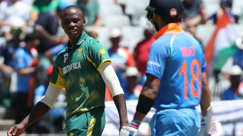 Sunil Gavaskar had recently said that the Kohli-Rabada battle is worth watching