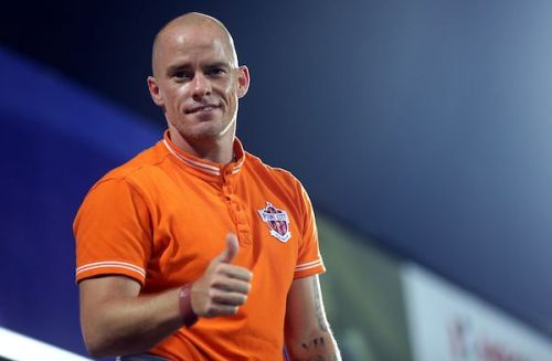 Will Iain Hume feature in the game for Pune City? [Image: ISL]