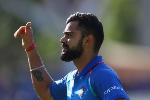 Captain Kohli has a clear preference for flamboyant and aggressive players.