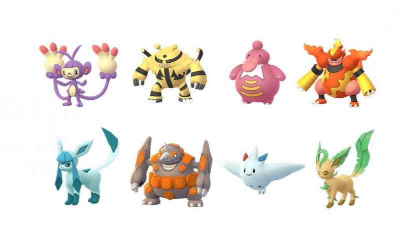 Generation 4 Evolutions revealed