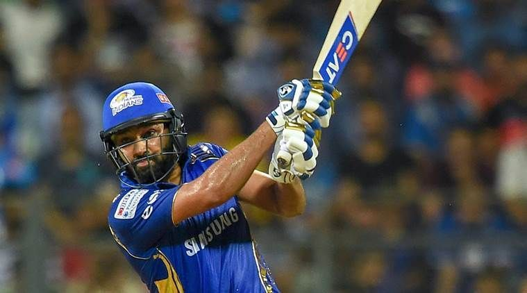 Image result for rohit sharma mumbai indians