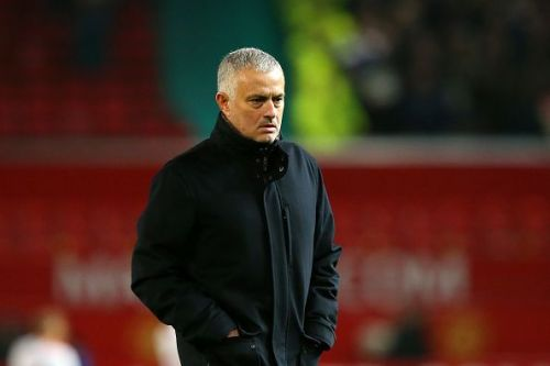 Mourinho will not be pleased with Manchester United's performance